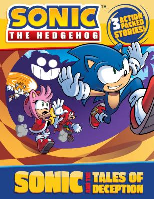 Sonic and the Tales of Deception (Sonic the Hedgehog) Cover Image