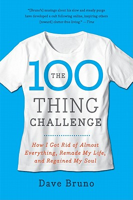 The 100 Thing Challenge Cover