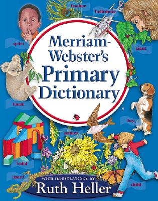 Merriam-Webster's Primary Dictionary Cover