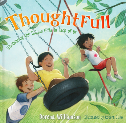 Cover for ThoughtFull