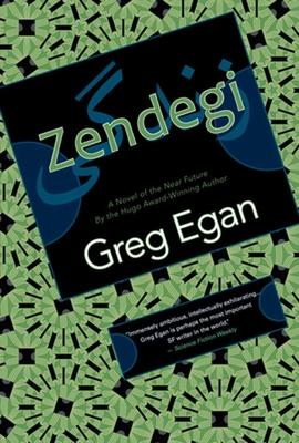 Cover for Zendegi