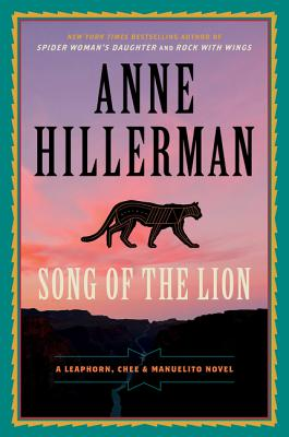 Song of the Lion: A Leaphorn, Chee & Manuelito Novel Cover Image