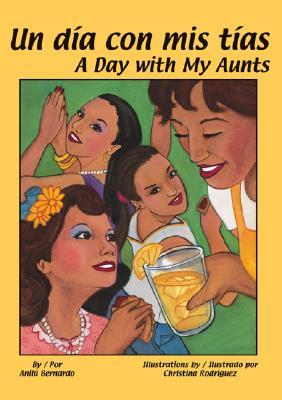Un Dia Con Mis Tias/A Day With My Aunts Cover