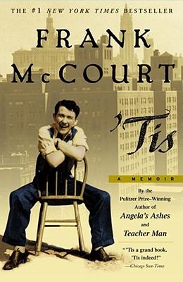 Tis: A Memoir (The Frank McCourt Memoirs) Cover Image