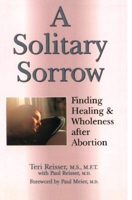 A Solitary Sorrow Cover