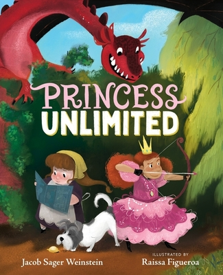 Cover for Princess Unlimited