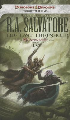 The Last Threshold (The Legend of Drizzt #26) Cover Image