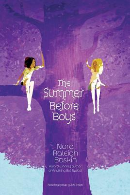 The Summer Before Boys Cover