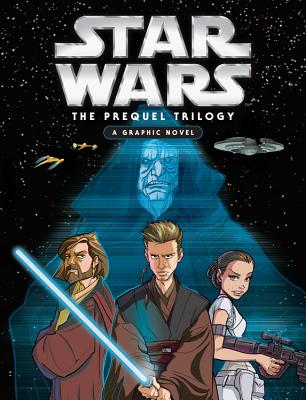 Star Wars The Prequel Trilogy: A Graphic Novel by Alessandro Ferrari