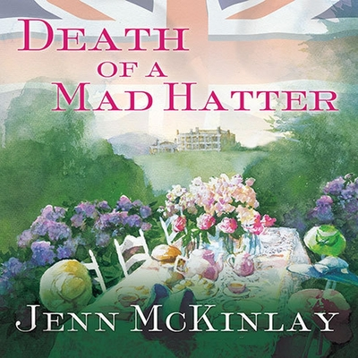 Cover for Death of a Mad Hatter (Hat Shop Mystery #2)