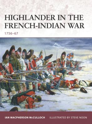Highlander in the French-Indian War Cover