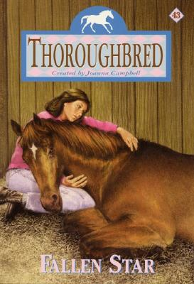 Thoroughbred #43: Fallen Star Cover Image