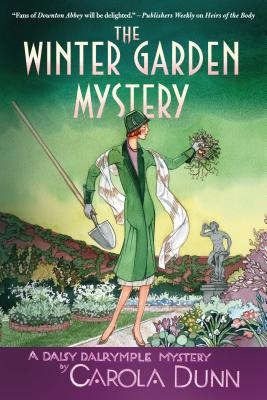 The Winter Garden Mystery: A Daisy Dalrymple Mystery (Daisy Dalrymple Mysteries #2) Cover Image
