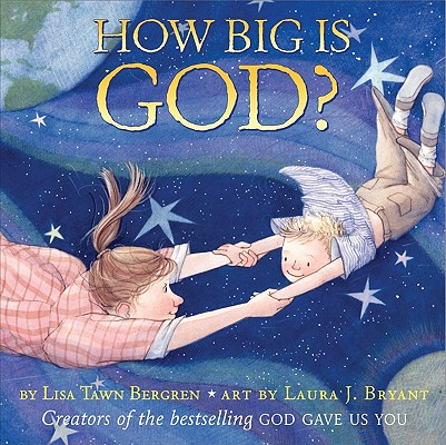 How Big Is God Cover