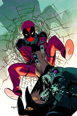 Deadpool - Volume 2 Cover