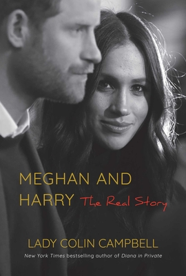 Meghan and Harry: The Real Story Cover Image