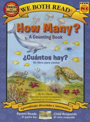 How Many?-Cuantos Hay? (a Counting Book) (We Both Read - Level Pk -K) Cover Image
