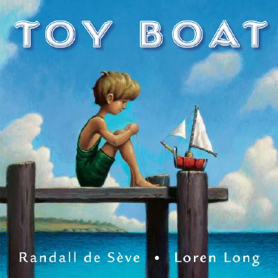The Toy Boat Cover Image