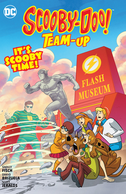Scooby-Doo Team-Up: It's Scooby Time! Cover Image
