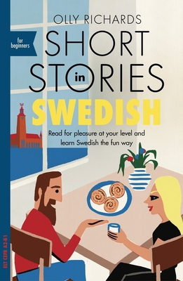 Short Stories in Swedish for Beginners Cover Image