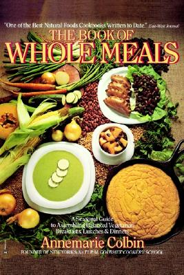 Book of Whole Meals Cover