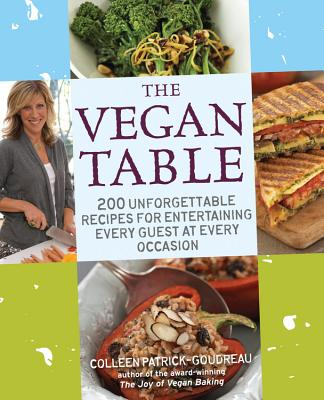 Cover for The Vegan Table