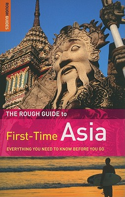 The Rough Guide First-Time Asia Cover