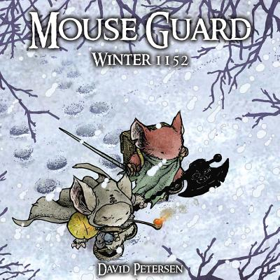 Mouse Guard Volume 2 Cover