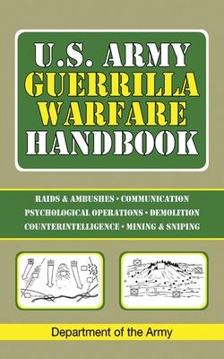 U.S. Army Guerrilla Warfare Handbook Cover Image