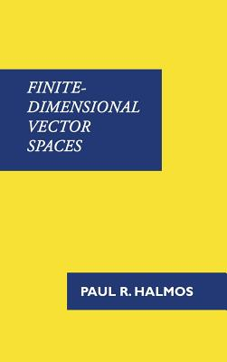Finite-Dimensional Vector Spaces Cover Image