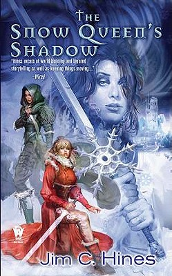 The Snow Queen's Shadow (Princess Novels #4) Cover Image