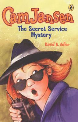 Cam Jansen and the Secret Service Mystery #26 Cover Image
