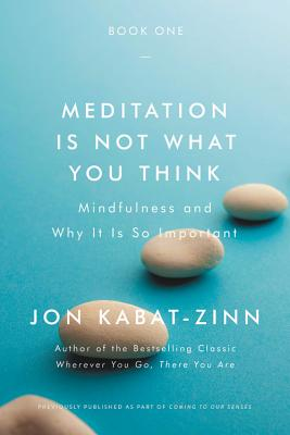 Meditation Is Not What You Think: Mindfulness and Why It Is So Important Cover Image