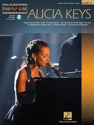 Alicia Keys: Piano Play-Along Volume 117 Cover Image