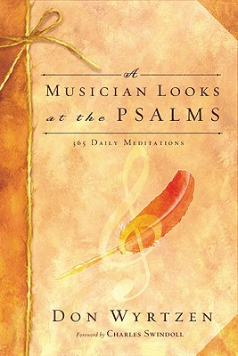 A Musician Looks at the Psalms Cover