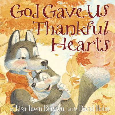 God Gave Us Thankful Hearts Cover Image