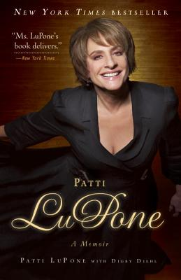 Patti LuPone: A Memoir Cover Image