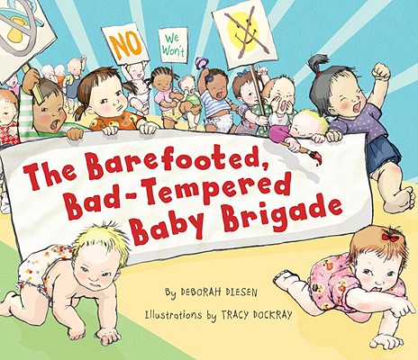 The Barefooted, Bad-Tempered, Baby Brigade Cover