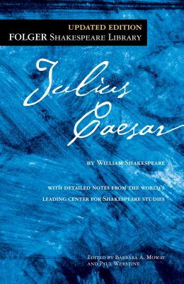 The Tragedy of Julius Caesar Cover