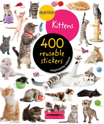 Eyelike Stickers: Kittens Cover Image