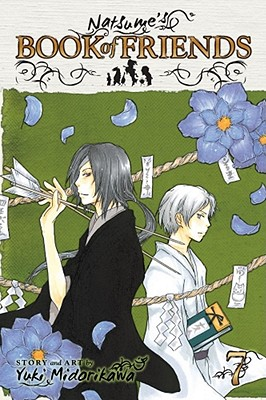 Natsume's Book of Friends, Vol. 7 Cover Image