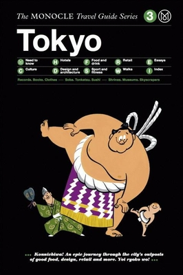Tokyo: Monocle Travel Guide Cover Image