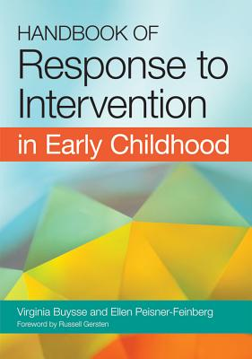 Handbook of Response to Intervention in Early Childhood Cover Image