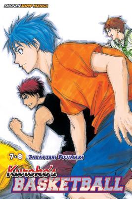 Kuroko's Basketball, Vol. 4: Includes vols. 7 & 8 (Kuroko's Basketball #4) Cover Image