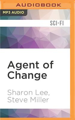 Agent of Change (Liaden Universe Agent of Change #1) Cover Image
