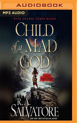 Child of a Mad God (Coven #1) Cover Image