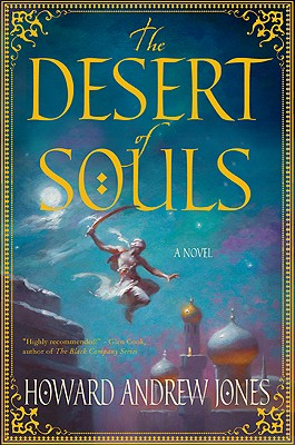 The Desert of Souls Cover