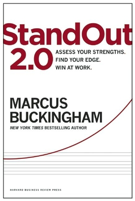 Standout 2.0: Assess Your Strengths, Find Your Edge, Win at Work Cover Image