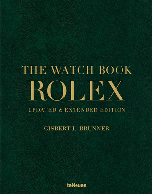 The Watch Book Rolex Cover Image