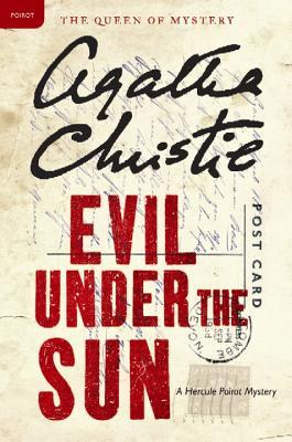 Evil Under the Sun (Hercule Poirot Mysteries) Cover Image